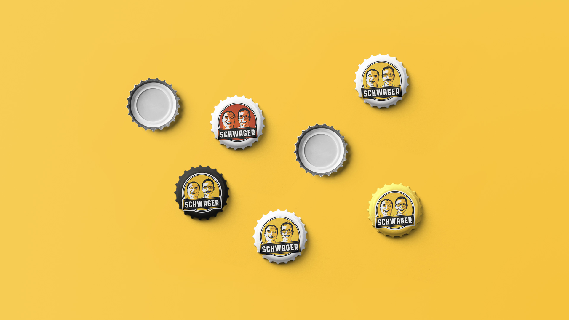 Usage of logo on beer caps